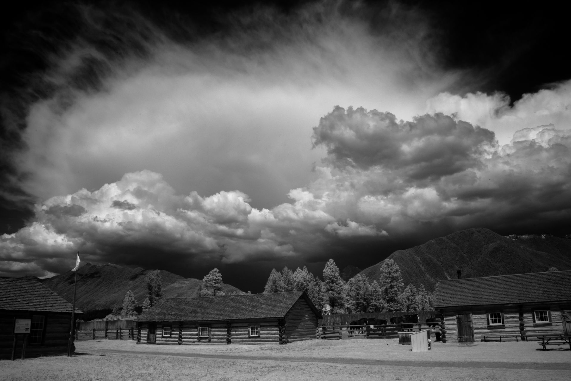 Storm-Clouds-over-Fort-Steele-1